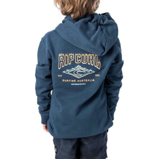 Rip Curl Scorcher Zip Through Hood-grom Slate Blue. Rip Curl Hoodies found in Toddlers Hoodies & Toddlers Jackets, Jumpers & Knits. Code: OFEAZ3
