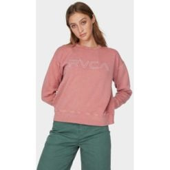 Rvca Rvca Keyline Pigm C1a. Rvca Sweats found in Womens Sweats & Womens Tops. Code: R293156