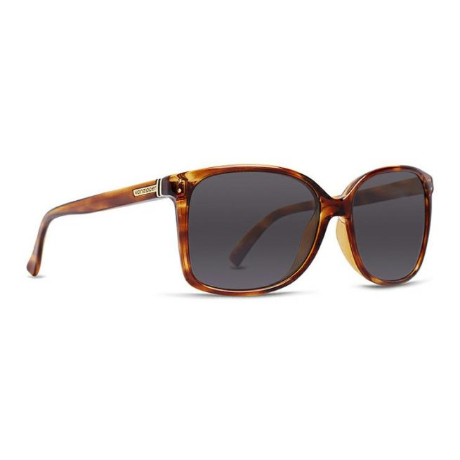 Von Zipper Castaway Gloss Tort/ngry Tort Gls/negr. Von Zipper Sunglasses found in Womens Sunglasses & Womens Eyewear. Code: SJJCASTOG