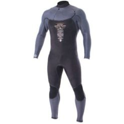 Ocean And Earth Double Black Chest Zip Steamer Black. Ocean And Earth Steamers found in Mens Steamers & Mens Wetsuits. Code: SMWE01