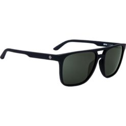 Spy Czar Soft Matte Black Soft Matte Black. Spy Sunglasses found in Mens Sunglasses & Mens Eyewear. Code: SPS-CZBT09