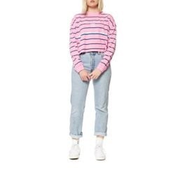 Stussy Lacey Long Sleeve Tee Mid Pink. Stussy Tees - Long Sleeve found in Womens Tees - Long Sleeve & Womens T-shirts & Singlets. Code: ST196118