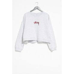 Stussy Stock Crop Crew Snow Marle. Stussy Sweats found in Womens Sweats & Womens Jackets, Jumpers & Knits. Code: ST196316