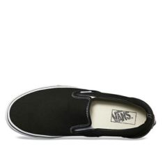 Vans Classic Slip On Black/white. Vans Shoes in Mens Shoes & Mens Footwear. Code: VN-0EYE