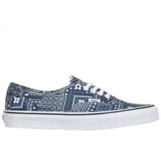 Vans Authentic Van Doren Navy Paisley. Vans Shoes found in Mens Shoes & Mens Footwear. Code: VN-0VOEC7D