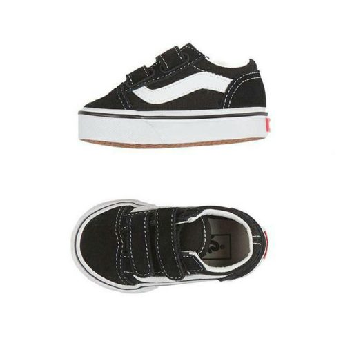 Vans Old Skool V Black/white. Vans Shoes found in Toddlers Shoes & Toddlers Footwear. Code: VN-OUC0G16