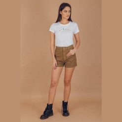 Afends Welcome Tee White. Afends Tops - Fashion found in Womens Tops - Fashion & Womens Tops. Code: W183010