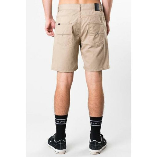 Rusty Illusionist Short Fnl. Rusty Walkshorts - Fitted Waist found in Mens Walkshorts - Fitted Waist & Mens Bottoms. Code: WKM0867