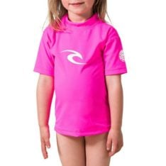 Rip Curl Grom Corpo Short Sleeve Uv Tee Purple. Rip Curl Rashvests found in Toddlers Rashvests & Toddlers Wetsuits. Code: WLY5DO