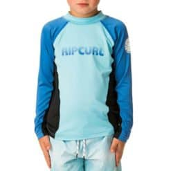 Rip Curl Grom Undertow L/sl Uvt Blue. Rip Curl Rashvests found in Toddlers Rashvests & Toddlers Wetsuits. Code: WLY7AO