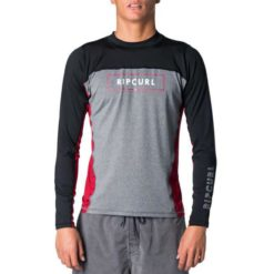 Rip Curl Underline Relaxed Ls Uvt Burnt Red. Rip Curl Rashvests found in Mens Rashvests & Mens Wetsuits. Code: WLY7OM
