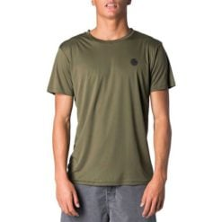 Rip Curl Search Surflite S/sl Uvt Military Green. Rip Curl Rashvests found in Mens Rashvests & Mens Wetsuits. Code: WLY7TM
