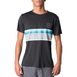 Rip Curl Rapture Surflite Uv Tee Charcoal Grey. Rip Curl Rashvests found in Mens Rashvests & Mens Wetsuits. Code: WLY8BM