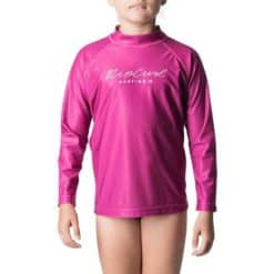 Rip Curl Jnr Girl Rosewood L/sl Pink. Rip Curl Rashvests found in Girls Rashvests & Girls Swimwear. Code: WLY8KJ