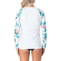 Rip Curl Cloud Break Relaxed L/sl White. Rip Curl Rashvests found in Womens Rashvests & Womens Wetsuits. Code: WLY8SW