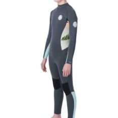 Rip Curl Jnr.girl D/pat 3/2mm Back Zip Charcoal Grey. Rip Curl Steamers found in Girls Steamers & Girls Wetsuits. Code: WSM8AS
