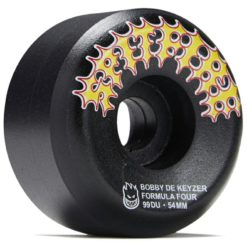 Spitfire Wheels De Keyzer F4 Wheels 99d Black. Spitfire Wheels Trucks & Wheels found in Boardsports Trucks & Wheels & Boardsports Skate. Code: 005017033
