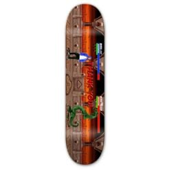Thank You Skate Co Thankyou Kombat Song Deck Song. Thank You Skate Co Skateboard Decks found in Boardsports Skateboard Decks & Boardsports Skate. Code: 075006023