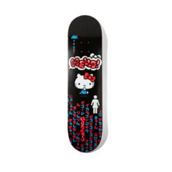 Girl Skateboards Hello Kitty 45th Anv Deck Bieb. Girl Skateboards Skateboard Decks found in Boardsports Skateboard Decks & Boardsports Skate. Code: 10054861