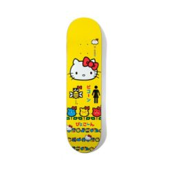 Girl Skateboards Hello Kitty 45th Anv Deck Mikmo. Girl Skateboards Skateboard Decks found in Boardsports Skateboard Decks & Boardsports Skate. Code: 10054861