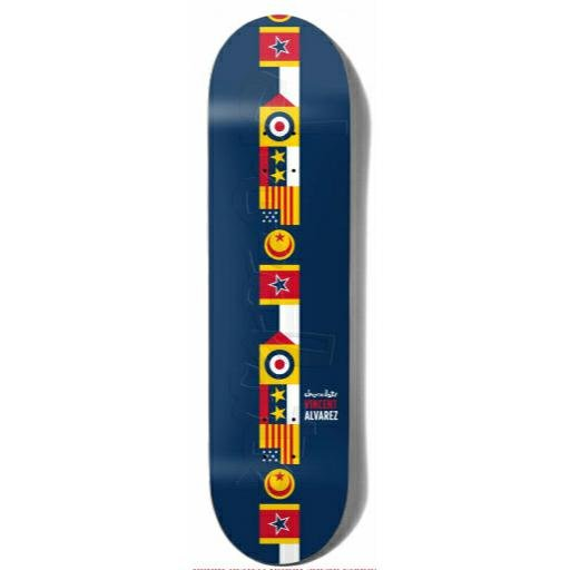 Chocolate Skateboards Chocolate Battle Lines Deck Alvar. Chocolate Skateboards Skateboard Decks found in Boardsports Skateboard Decks & Boardsports Skate. Code: 10055773