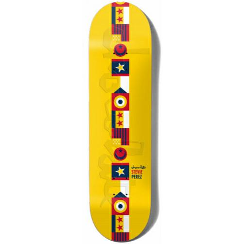 Chocolate Skateboards Chocolate Battle Lines Deck Perez. Chocolate Skateboards Skateboard Decks found in Boardsports Skateboard Decks & Boardsports Skate. Code: 10055773