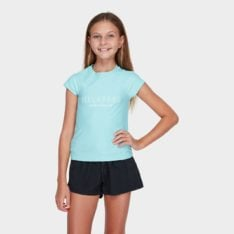 Billabong White Water Cap Short Sleeve Rashie 3bw. Billabong Rashvests found in Girls Rashvests & Girls Wetsuits. Code: 5781001