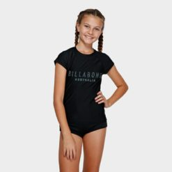 Billabong White Water Cap Short Sleeve Rashie 6bp. Billabong Rashvests found in Girls Rashvests & Girls Swimwear. Code: 5781001