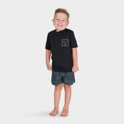 Billabong All Day Loose Fit Short Sleeve Rash Blk. Billabong Rashvests found in Toddlers Rashvests & Toddlers Wetsuits. Code: 7781009