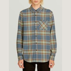 Volcom Caden Plaid L/s Shirt Ind. Volcom Shirts - Long Sleeve found in Mens Shirts - Long Sleeve & Mens Shirts. Code: A0511905
