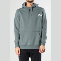 Rusty Competition Hooded Fleece Evergreen. Rusty Hoodies found in Mens Hoodies & Mens Jackets, Jumpers & Knits. Code: FTM0747