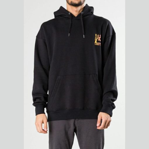 Rusty Coast Care 2 Hooded Fleec Black. Rusty Hoodies found in Mens Hoodies & Mens Jackets, Jumpers & Knits. Code: FTM0880