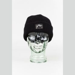 Rusty Gothic R 2 Beanie Black. Rusty Beanies And Scarves found in Mens Beanies And Scarves & Mens Headwear. Code: HBM0395