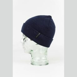 Rusty Quarter 4-way Beanie Navy Blue. Rusty Beanies And Scarves found in Mens Beanies And Scarves & Mens Headwear. Code: HBM0398