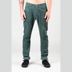 Rusty Illusionist Corduroy Pant Evergreen. Rusty Pants found in Mens Pants & Mens Bottoms. Code: PAM0986