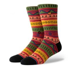 Stance Simba Socks Red. Stance Socks, Underwear, Pyjamas found in Mens Socks, Underwear, Pyjamas & Mens Footwear. Code: U545B19SIM