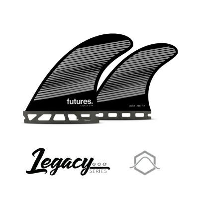 Future Fins F6 Honeycomb Neutral Quad Set Gry. Future Fins Fins found in Boardsports Fins & Boardsports Surf. Code: 116516040