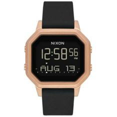 Nixon Siren Short Sleeve Rose Gold Black Rose Gold/ Black. Nixon Watches found in Womens Watches & Womens Watches. Code: A12111098