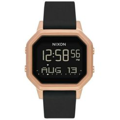 Nixon Siren Short Sleeve Rose Gold/black Rose Gold/ Black. Nixon Watches found in Womens Watches & Womens Watches. Code: A12111098