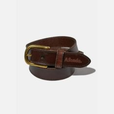 Afends Everyday Leather Belt Coffee. Afends Belts found in Mens Belts & Mens Accessories. Code: A193690