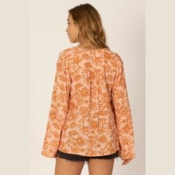 Sisstrevolution Tellin Fortunes Long Sleeve Blouse Pea. Sisstrevolution Fashion Tops found in Womens Fashion Tops & Womens Tops. Code: G505MTEL