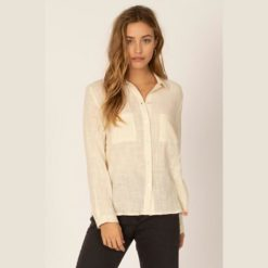 Sisstrevolution Breezy Days Long Sleeve Blouse Vwt. Sisstrevolution Fashion Tops found in Womens Fashion Tops & Womens Tops. Code: G506MBRE