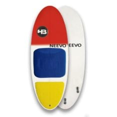 Hot Buttered Neevo Slab Kneeboard Col. Hot Buttered Surfboards found in Boardsports Surfboards & Boardsports Surf. Code: HBMIC763NS