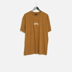 Stussy Stock Short Sleeve Tee Tan. Stussy Tees found in Mens Tees & Mens T-shirts & Singlets. Code: ST082000