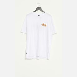 Stussy Bust Your Own Beat Tee White. Stussy Tees found in Mens Tees & Mens T-shirts & Singlets. Code: ST091000