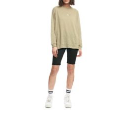 Stussy Graffiti Linen Long Sleeve Tee Mushroom. Stussy Tees - Long Sleeve found in Womens Tees - Long Sleeve & Womens T-shirts & Singlets. Code: ST191001