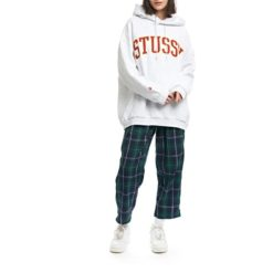 Stussy Marion Check Pant Navy Bottle. Stussy Pants found in Womens Pants & Womens Pants & Jeans. Code: ST191617