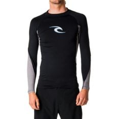 Rip Curl Wave L/sl Uv Tee Black. Rip Curl Rashvests found in Mens Rashvests & Mens Wetsuits. Code: WLU8AM