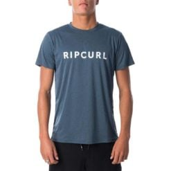 Rip Curl Blade Surflite Short Sleeve Uv Navy Marle. Rip Curl Rashvests found in Mens Rashvests & Mens Wetsuits. Code: WLY8TM