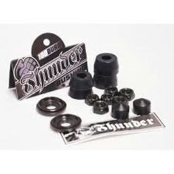 Thunder Trucks Thunder Bushing Black 100 Assor. Thunder Trucks Parts found in Boardsports Parts & Boardsports Skate. Code: 004009003
